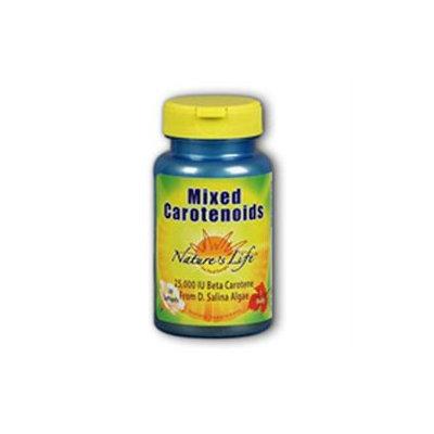 Nature's Life Mixed Carotenoids - 25000 IU - 250 Softgels