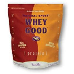 Natural Sport Whey Good Vanilla - 16.6 oz