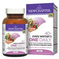 New Chapter Organics Every Woman's One Daily Tabs, 40+