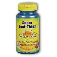 Nature's Life Super Leci-Thins - 180 Tablets