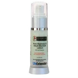 Life Extension Anti-Redness & Adult Blemish Lotion
