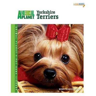 Tfh/nylabone Yorkshire Terriers (Animal Planet® Pet Care Library)