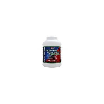 4Ever Fit Whey Isolate, Fruit Blast the Isolate, Cranrazz, 4.4-Pound Package