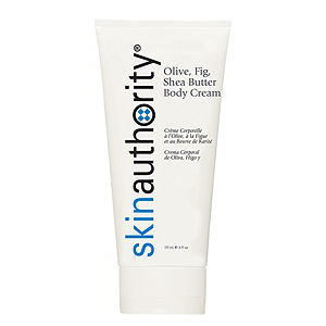 Skin Authority Olive, Fig, Shea Butter Body Cream, 6 oz