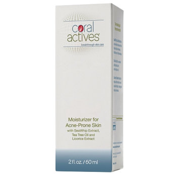 Coral Actives Moisturizer for Acne-Prone Skin