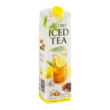 Favorit Swiss Premium Iced Tea Lemon