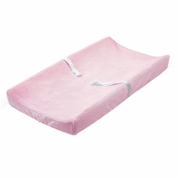 Summer Infant Ultra Plush Changing Pad Covers 2 Pk, 5 Pk, Pink Happiness, 1 ea