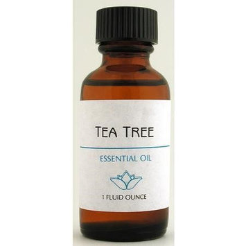 Lotus Brands - Pure Essential Oils, Tea Tree, 1 oz