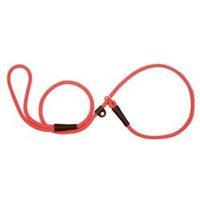 Mendota Small Slip Leash in Red