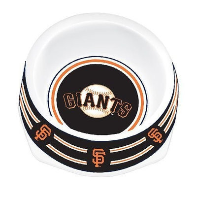Sporty K9 San Fransisco Giants Dog Bowl, Large