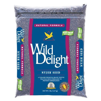 Wild Delight WD383050 Nyjer Seed 5 lbs + Freight