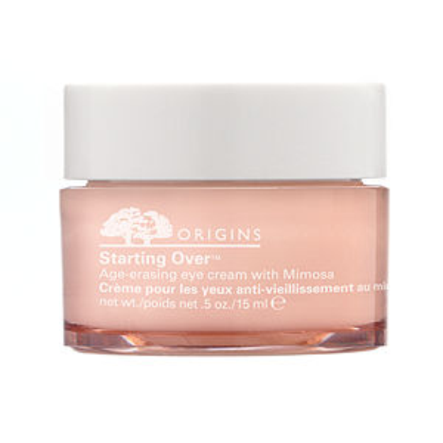 Origins Starting Over Age-erasing eye cream with Mimosa