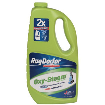 Rug Doctor Oxy-Steam Carpet Cleaner, 64 fl oz