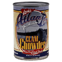 Atlantic New England Clam Chowder, 15 Ounce (Pack of 12)