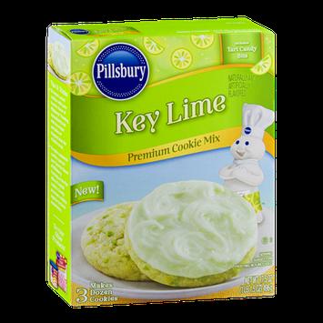 Pillsbury Key Lime Premium Cookie Mix