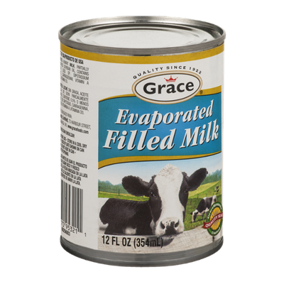 Grace Evaporated Filled Milk