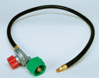 King Kooker Hose/Regulator with 1/8 Male Pipe Thread