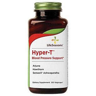 Hyper-T Blood Pressure Support Life Seasons 120 Caps