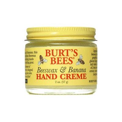 Burt's Bees - Hand Creme Beeswax & Banana - 2 oz.