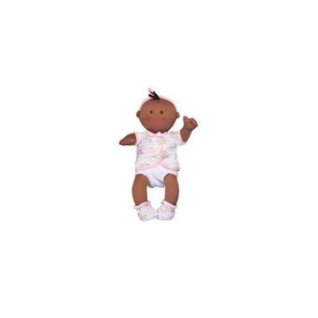 Dexter Educational Toys DEX1502G AfroAmerican Baby Pink Clothes