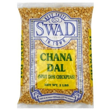 Swad Chana Dal, 32 Ounce (Pack of 6)