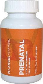 Prenatal Mt. Angel Vitamins 120 Caps