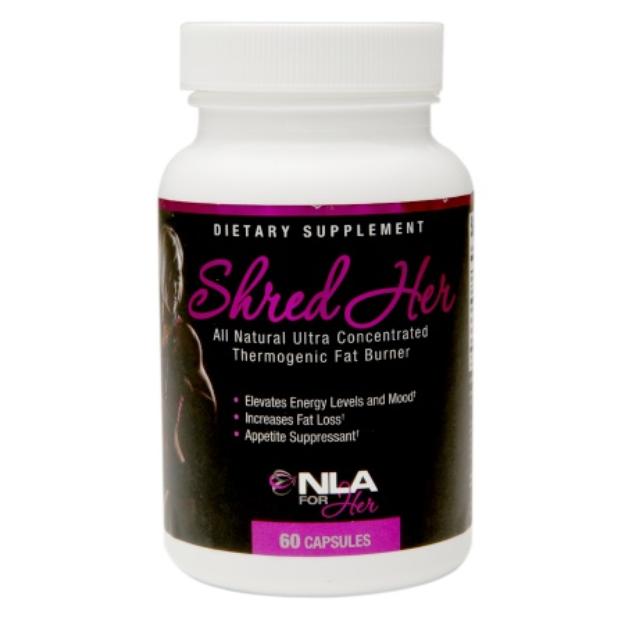 NLA for Her Shred Her Fat Burner