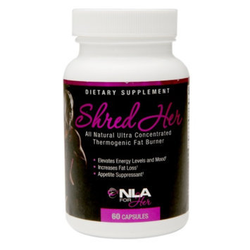 NLA for Her Shred Her Fat Burner