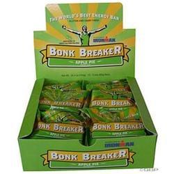 Bonk Breaker Energy Bars Apple Pie - 12 Bars