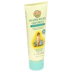 Earths Best Diaper Relief Ointment, Aloe Vera, 4 oz