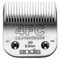 Andis Company Andis 64123 Ultra Edge Detachable Blade - Size-4FC - Silver