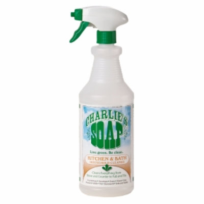 Charlie's Soap Kitchen & Bath Household Cleaner