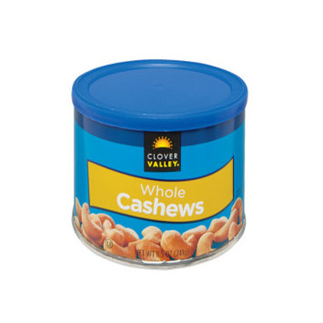 Clover Valley Whole Cashews
