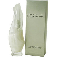 Cashmere Mist By Donna Karan For Women. Silver Shimmer Spray 1.7 Oz.