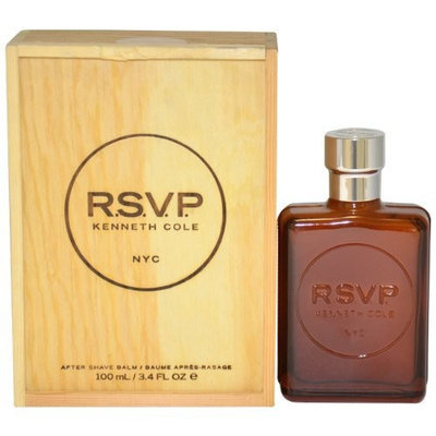 Kenneth Cole Rsvp By Kenneth Cole For Men. Aftershave Balm 3.4 Oz / 100 Ml
