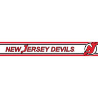 NHL New Jersey Devils Wallborder - 5.5