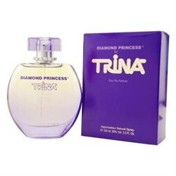Trina 463871 3. 4oz. Diamond Princess Eau De Parfum Spray
