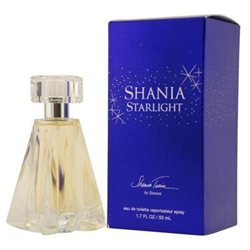 Shania Starlight By Shania Twain Edt Spray 1.7 Oz