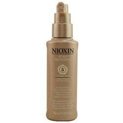 Nioxin Scalp Treatment 5 Medium/Coarse Natural Thinning Hair 3.4 oz