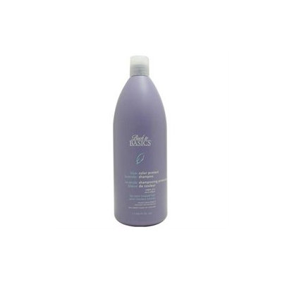 Back To Basics By Graham Webb Blue Lavander Color Protect Shampoo For Treated Hair