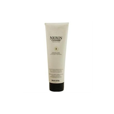 Nioxin Cleanser for Fine Hair System 2, Natural Hair, Noticeably Thinning