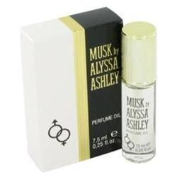 Alyssa Ashley Musk by Houbigant Oil .25 oz