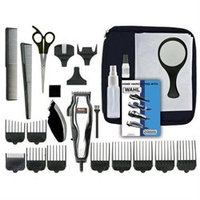 Wahl 79520300 Corded Deluxe Chrome Pro Clipper with Cordless MultiCut Trimmer