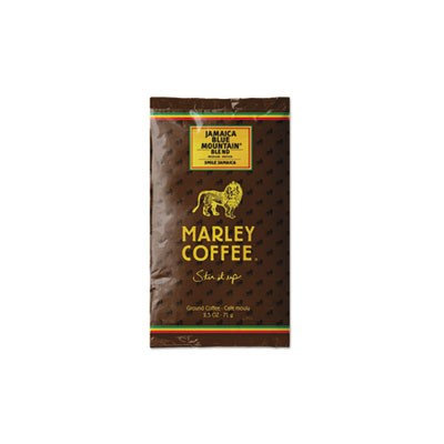 Gentek Marley Coffee Jamaica Blue Mountain Fractional Packs