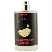 Gwen Stefani Harajuku Lovers Love 3.4 oz EDT Spray (Tester)