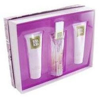 Bora Bora by Liz Claiborne Gift Set - 3.4 oz EDP Spray + 3.4 oz Body Lotion + 3.4 oz Shower Gel