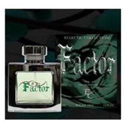 Ecelctic Collections Factor Cologne 3.4 oz EDP Spray