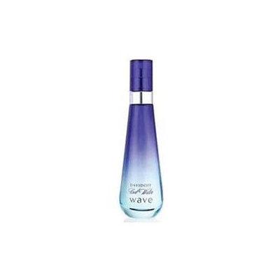 Cool Water Wave by Zino Davidoff for Women - 4 Pc Gift Set 3.4oz EDT Spray, 2.5oz Moisturizing Body Lotion, 2.5oz Shower Gel, 15ml EDT Spray