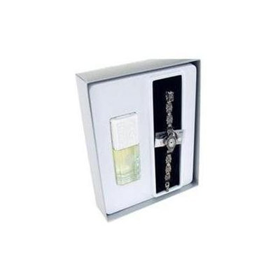 Jessica McClintock Gift Set - 1.7 oz EDP Spray + Evening Watch
