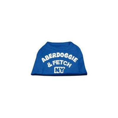 Ahi Aberdoggie NY Screenprint Shirts Blue XXXL (20)